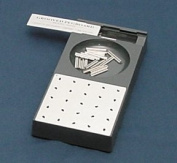 Grooved Pegboard Replacementpeg Set