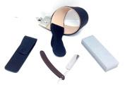GBS 4 Pc Straight Razor Shaving Kit