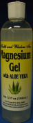 Health and Wisdom Inc. Magnesium Gel with Aloe Vera -- 350ml