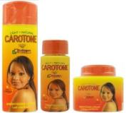 Carotone DSP10 COMBO SET ***INCLUDES LOTION, CREAM, AND BODY OIL***