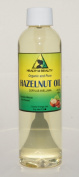 Hazelnut Oil Organic Carrier Cold Pressed 100% Pure 120ml