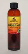 Jojoba Oil Golden Pure Organic Carrier Unrefined Raw Virgin Cold Pressed 120ml
