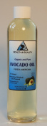 Avocado Oil Organic Carrier Cold Pressed 100% Pure 240ml
