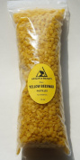 Yellow Beeswax Bees Wax Organic Pastilles Beards Pure 350ml