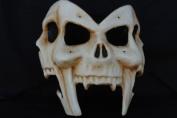 Multiple Skull Faces Mask Design Laser Cut Masquerade Mask for Mardi Gras Events or Halloween