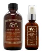 hyaluronic acid serum- pure hyaluronic acid kit | ASDM Beverly Hills