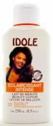 IDOLE Skin Lightening Lotion w/ Avocado Oil Vitamin E Sunscreen Crema 250ml