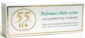 55h+ Performance Multi-action Strong Bleaching Treatment Tube Cream 1.7 Oz / 50ml