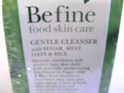 Be Fine Food Skin Care Gift Set Sugar,mint,oats & Rice/brown Sugar, Sweet Almond & Oats