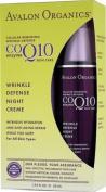 Avalon Organic Botanicals CoQ10 Wrinkle Defence Night Creme 50ml