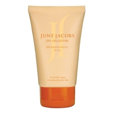 June Jacobs Spa Collection Micronized Sheer SPF 30 Sunscreens