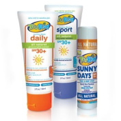 TruKid Sunny Days Daily 60ml + Sport 60ml + face stick
