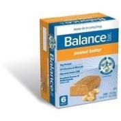 Balance Gold Peanut Butter Energy Bar, 6 Count