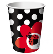Ladybug Fancy Party Cups - Birthday Party Supplies