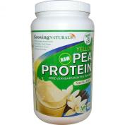 Growing Naturals Pea Protein Powder - Vanilla Blast - 990ml