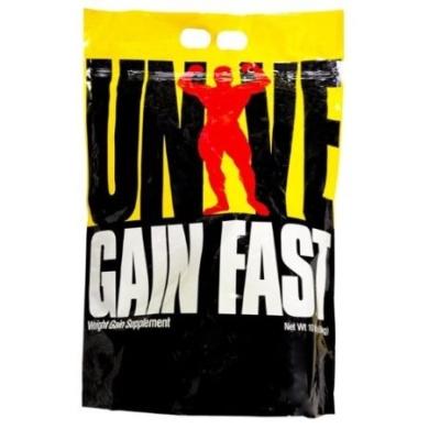 Universal Nutrition Gain Fast 3100, Vanilla, 10-Pounds