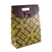 Medium Baroque Printed Gift Bag