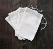 Cotton Muslin Bags 10cm x 15cm 50 Count Pack