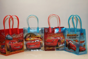 12PC DISNEY CARS GOODIE BAGS PARTY favour BAGS GIFT BAGS