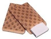 500 Pack - Paper Gift Merchandise Bags, 15cm x 23cm , Damask Design