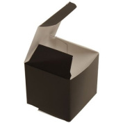 2x2x2 Black Glossy Boxes- sold individually