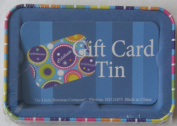 Tin Gift Card Holder Box
