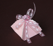 50pcs-wedding /Baby Shower Favour Candy Boxes / Gift Boxes/present Boxes-/box/bags-Triangle.