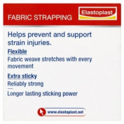 Elastoplast 2.5cm X 3M Fabric Strapping
