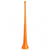 Orange Vuvuzela Stadium Horn