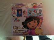 Dora the Explorer Sticker Album
