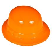 Orange Derby Hats (1 dz)