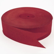 Flame Red Jumbo Streamers