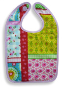 Ideenreich Klecks Beautiful 2069 Bib Waterproof 25.5 x 40 cm