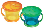 Munchkin Two Snack Catchers, Colours May Vary