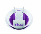 Beaba Ellipse Dinner Set Purple