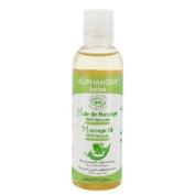 Alphanova Baby 100% Natural Massage Oil BIO 100ml