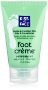 Kiss My Face Foot Creme, 120ml Tubes (Pack of 2) [Health and Beauty]