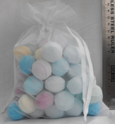 Giant Bag Of 48 Handmade Bath Bomb Chill Pills