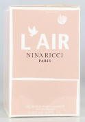L'Air by Nina Ricci for Women 6.8 oz Silky Shower Gel