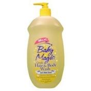 Baby Magic Gentle Hair & Body Wash - 890ml