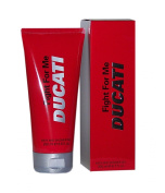 Ducati Fight For Me 200 ml Bath And Shower Gel for Men