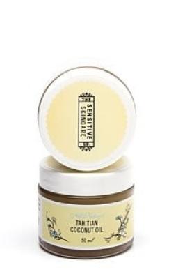 All Natural Tahitian Coconut Oil (Vanilla) 50ml