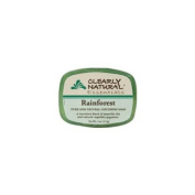 Clearly Natural Glycerine Bar Soap Rainforest 120 ml