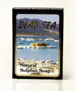 J Malki Dead Sea Natural Sulphur Soap 90g