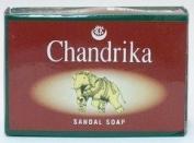 Chandrika Sandal Soap Chandrika 75 Gramme Bar Soap