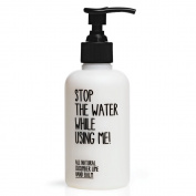 Stop the Water while using me! All Natural Cucumber Lime Hand Balm 200ml