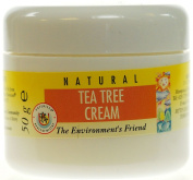 Mistry's Natural Tea Tree Cream 50g