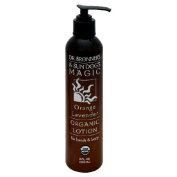 Dr. Bronner's Organic Orange Lavender Lotion 235 ml
