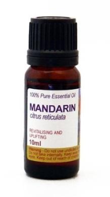 10ml Mandarin Essential Oil