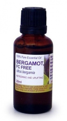 30ml Bergamot FC-Free Essential Oil